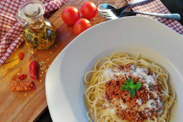 recette spaghetti, recette de sauce à la viande