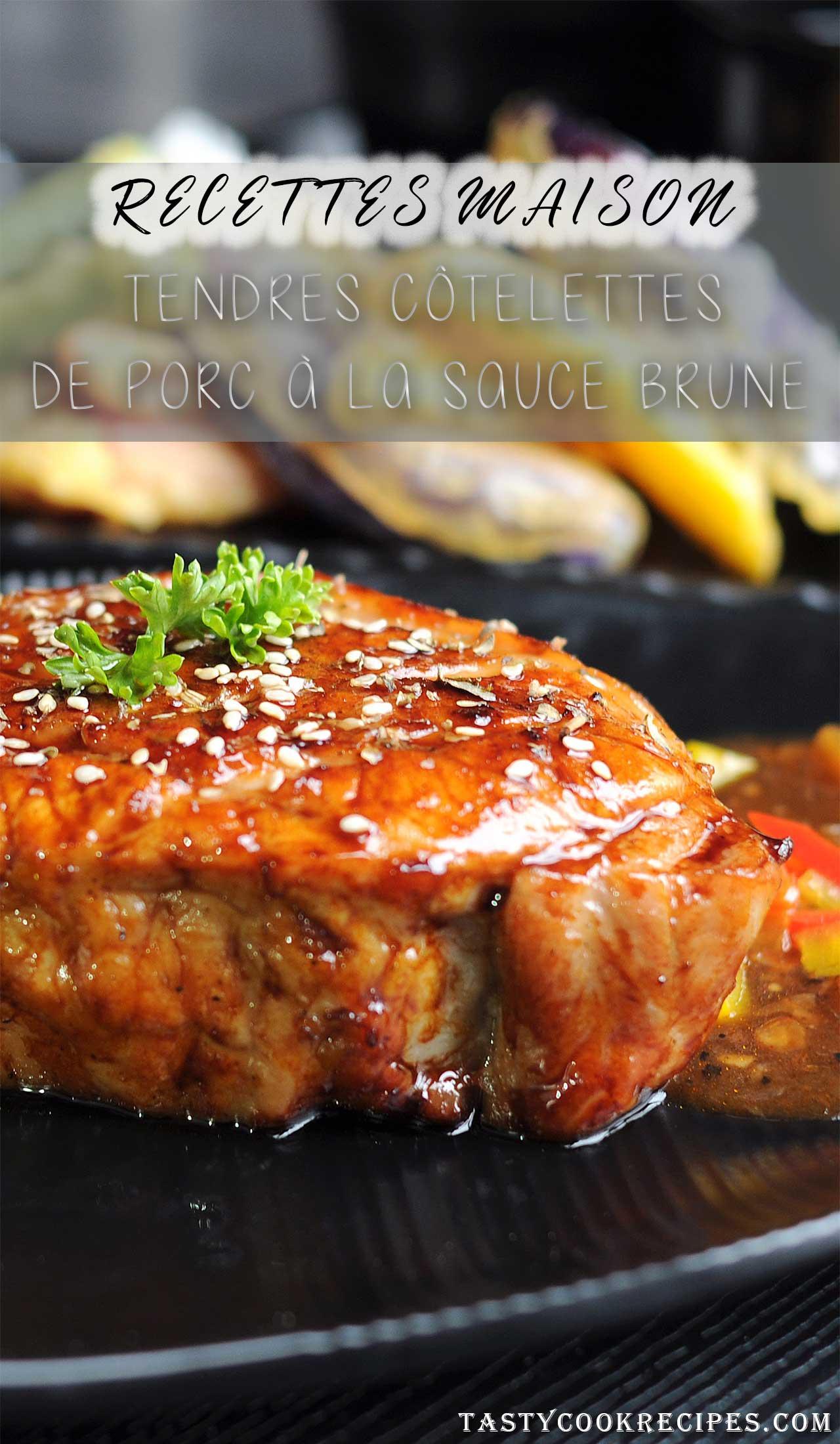 recette de porc, porc au four