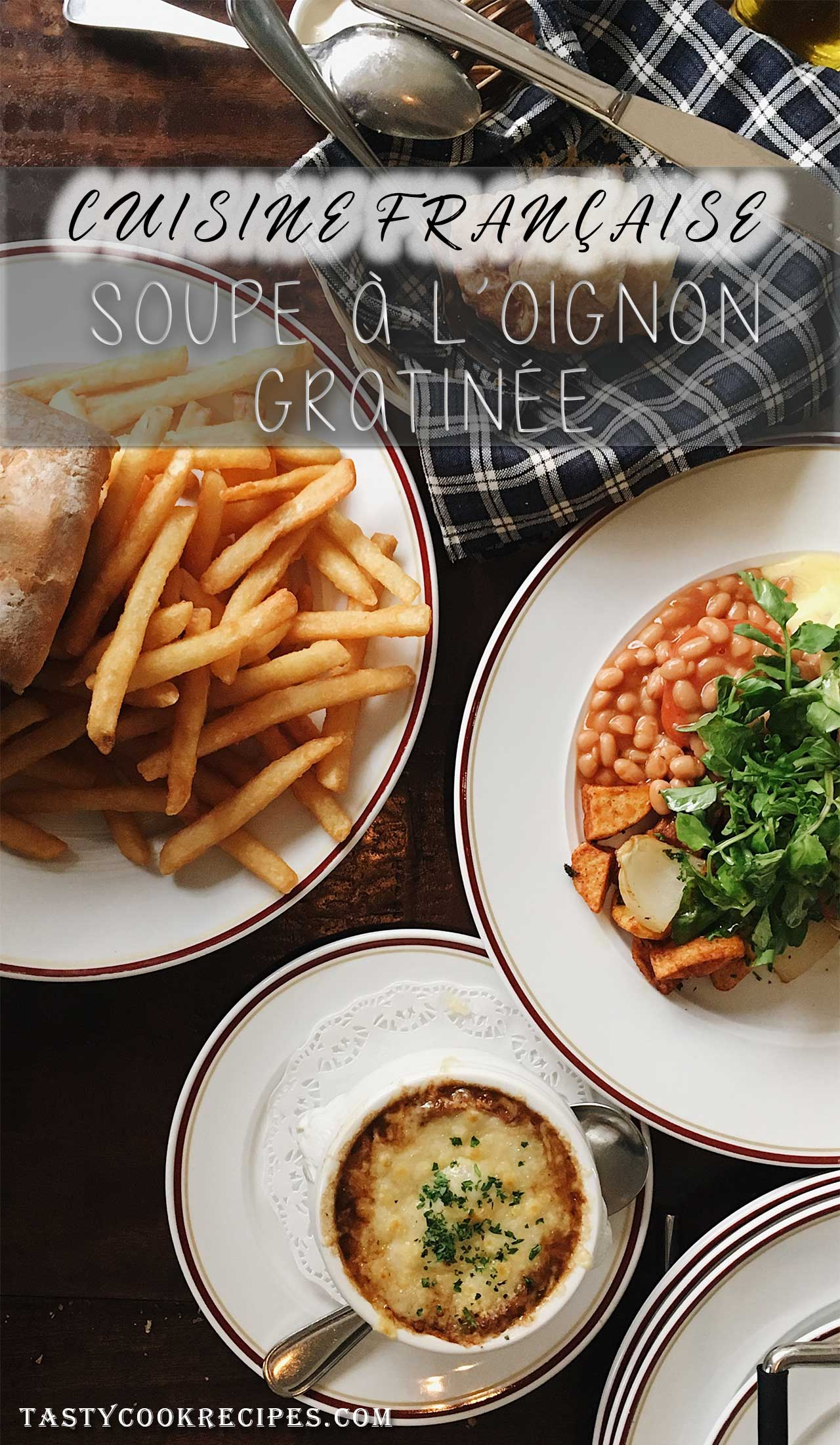 soupe a l'oignon, soupe gratinée, recette du quebec