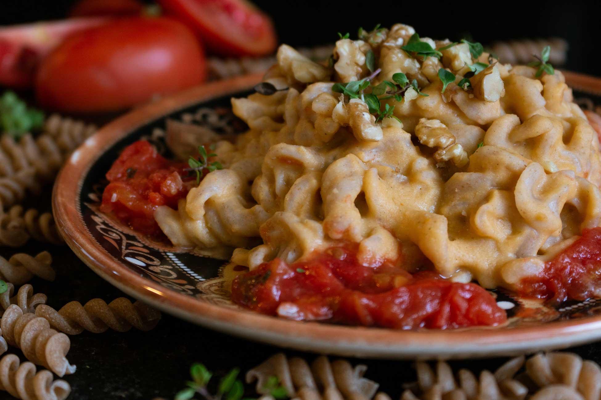 macaroni recipes, tomato sauce recipes