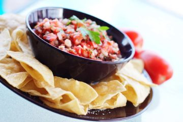 Mexican recipe for homemade salsa